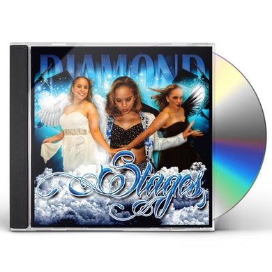 Diamond Greene STAGES CD