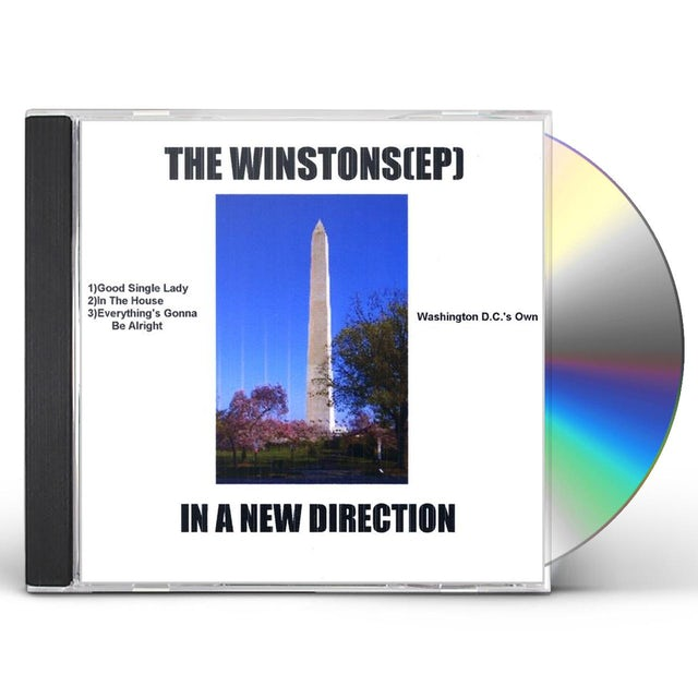 Winstons IN A NEW DIRECTION CD