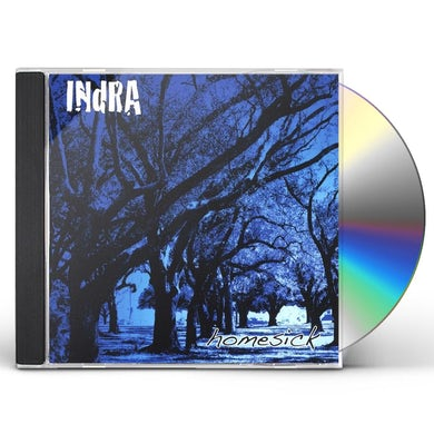 Indra HOMESICK CD
