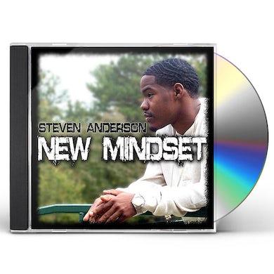 Steven Anderson NEW MINDSET CD