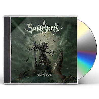 Suidakra REALMS OF ODORIC CD