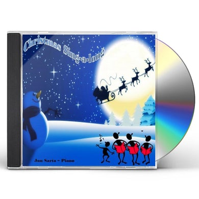 Jon Sarta CHRISTMAS SING-A-LONG CD