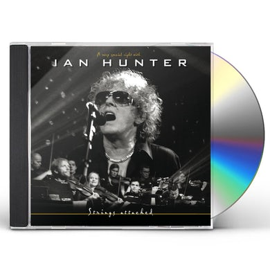Ian Hunter STRINGS ATTACHED CD