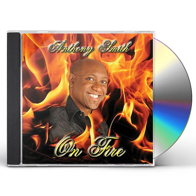Anthony Smith ON FIRE CD