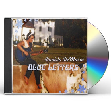 Daniela DeMaria BLUE LETTERS CD