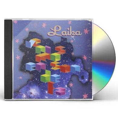 Laika VENIMOS EN SON DE FA CD