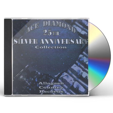Ace Diamond SILVER ANNIVERSARY COLLECTION CD