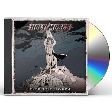 Holy Moses REDEFINED MAYHEM CD