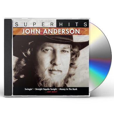 John Anderson SUPER HITS CD