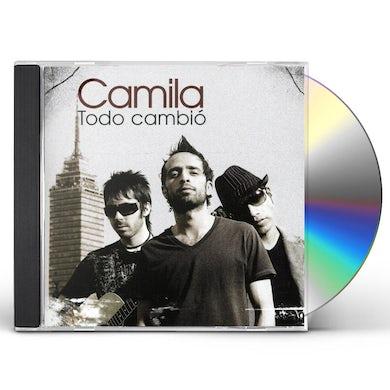 TODO CAMBIO CD