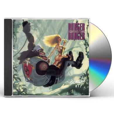 Danger Danger SCREW IT CD