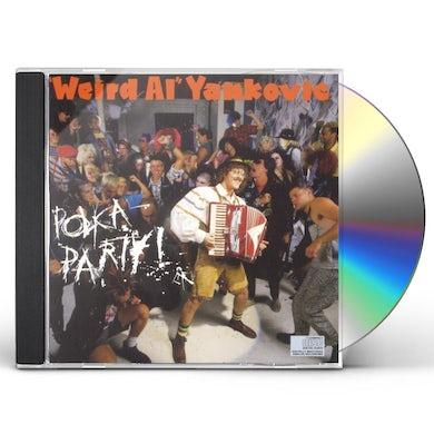 Weird Al Yankovic POLKA PARTY CD