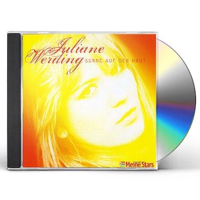 Juliane Werding SONNE AUF DER HAUT CD