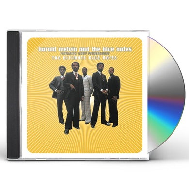 Harold Melvin & Blue Notes ULTIMATE BLUE NOTES CD