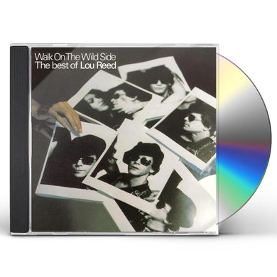 Walk on the Wild Side: The Best of Lou Reed CD