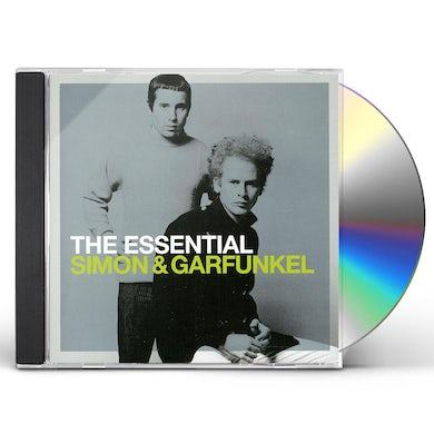 Simon & Garfunkel ESSENTIAL SIMON & GARFUNKE CD