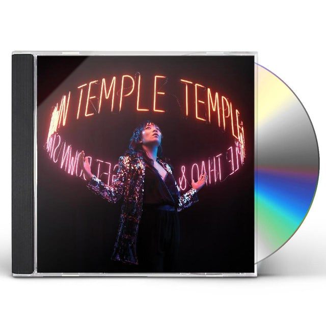 Thao & Get Down Stay Down TEMPLE CD
