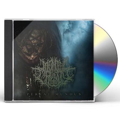 Mental Cruelty PEREAT MUNDUS CD
