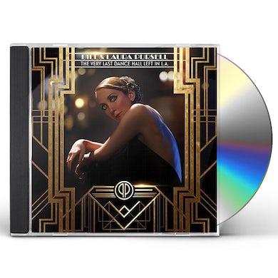 VERY LAST DANCE HALL LEFT IN LA CD