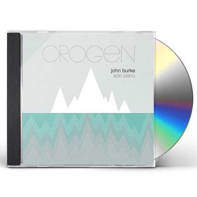 John Burke OROGEN CD