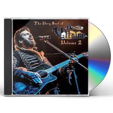 VERY BEST OF AURELIO VOLTAIRE 2 CD
