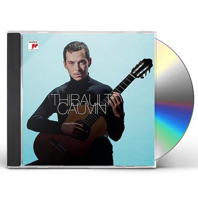 Thibault Cauvin CD