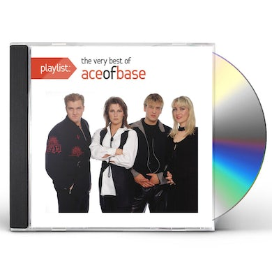 PLAYLIST: THE VERY BEST OF ACE OF BASE CD