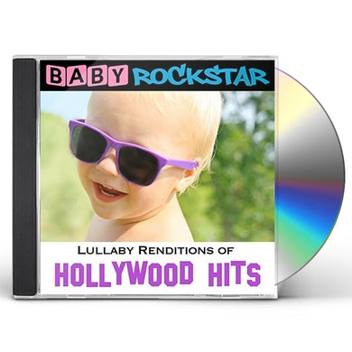 Baby Rockstar  LULLABY RENDITIONS OF HOLLYWOOD HITS CD