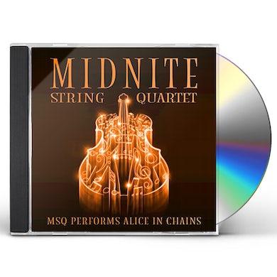 Midnite String Quartet MSQ PERFORMS ALICE IN CHAINS (MOD) CD