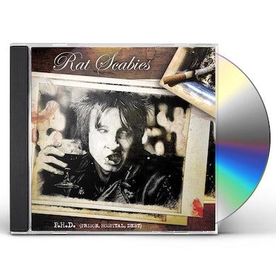 P.H.D. (PRISON HOSPITAL DEBT) CD