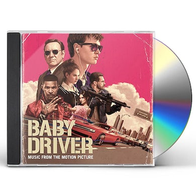 BABY DRIVER / Original Soundtrack CD
