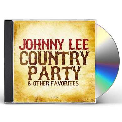 COUNTRY PARTY & OTHER FAVORITES CD