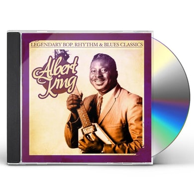 Albert King LEGENDARY BOP RHYTHM & BLUES CLASSICS CD