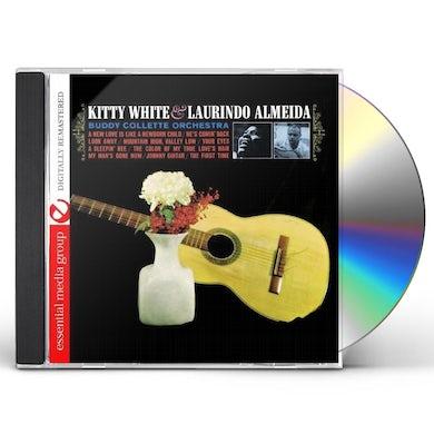KITTY WHITE & LAURINDO ALMEIDA WITH BUDDY CD