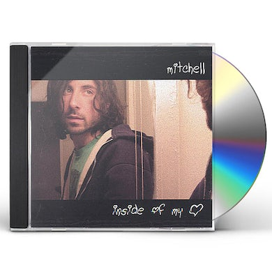 Mitchell INSIDE OF MY HEART CD