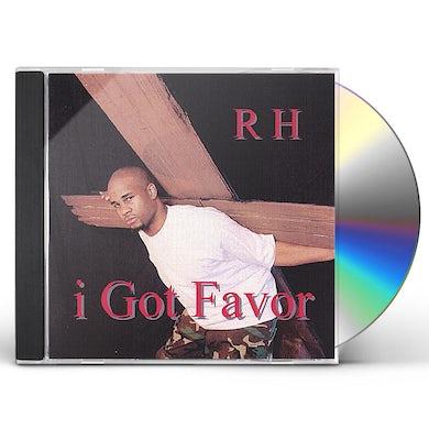 rh I GOT FAVOR CD