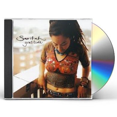 Saritah GRATITUDE CD