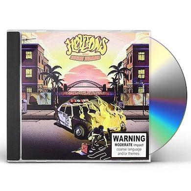 Hellions INDIAN SUMMER CD