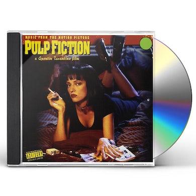 Soundtrack Pulp Fiction CD