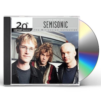 Semisonic 20TH CENTURY MASTERS: MILLENNIUM COLLECTION CD