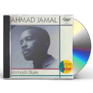 Ahmad Jamal AHMAD'S BLUES CD