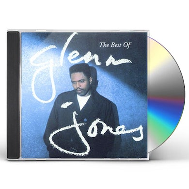 Glenn Jones GREATEST HITS CD