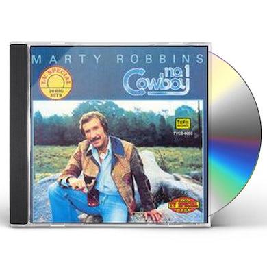 Marty Robbins 1 COWBOY CD