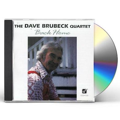 Dave Brubeck BACK HOME CD