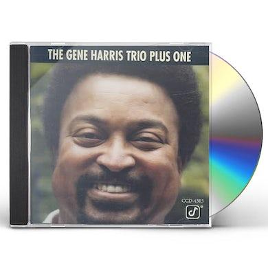 GENE HARRIS TRIO PLUS ONE CD