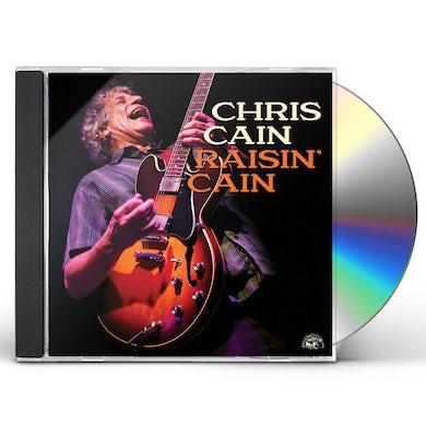 Raisin' Cain CD