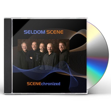 Seldom Scene SCENECHRONIZED CD
