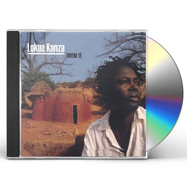 Lokua Kanza TOYEBI TE CD