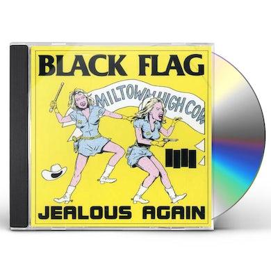 Black Flag JEALOUS AGAIN CD
