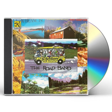 Si Zentner ROAD BAND CD